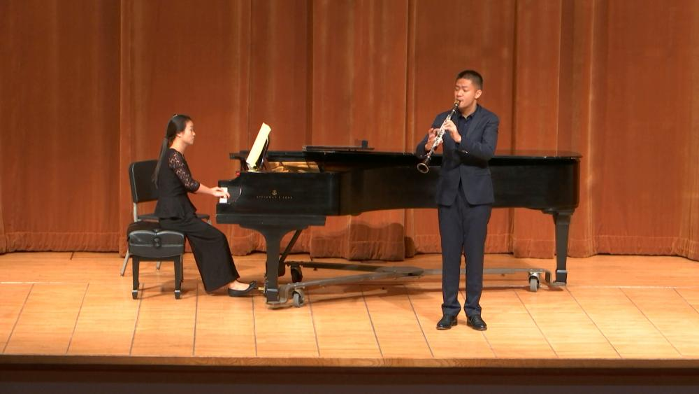 Concerto competition Fall 2016