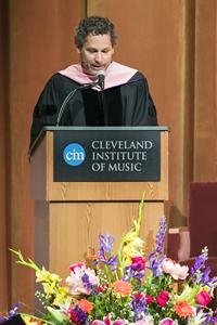 CIM's 89th Annual Commencement Address by Nicholas Mann, May 17