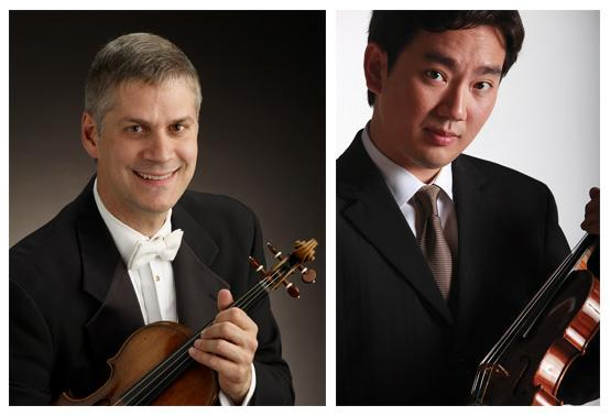 "tephen Rose and Frank Huang are ""spot-on"" at Mimir Chamber Music Festival"