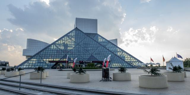 Rock and Roll Hall of Fame RMuller