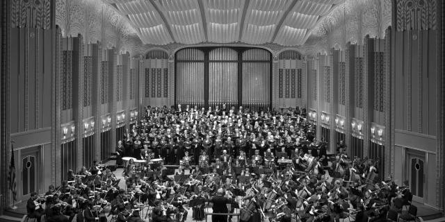Cleveland Institute of Music Orchestra at Severance Hall
