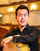 CIM Alumnus Eric Shin, Principal Percussion at National Symphony Orchestra