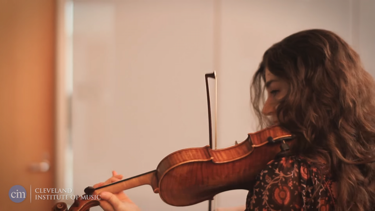 Connect to Violin Alumni: Diana Cohen